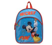 Sac à dos Mickey Rucksäcke für Taschen in blau