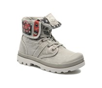 Baggy Kid Flag Stiefeletten & Boots in grau