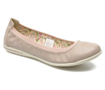 Beliz Ballerinas in beige