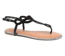 Fiesta Sandalen in schwarz