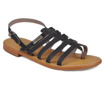 Hook Sandalen in schwarz