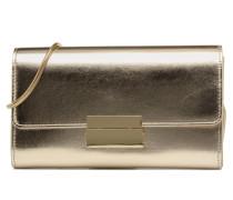 Chiara Clucth Handtasche in goldinbronze