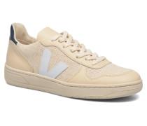 V10 W Sneaker in beige