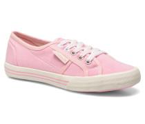 Baker plain Sneaker in rosa