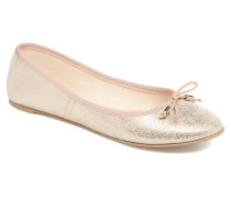 Dhin Ballerinas in goldinbronze
