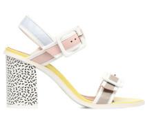 Pastel Belle #5 Sandalen in mehrfarbig