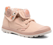 Baggy Low Zip LP K Stiefeletten & Boots in rosa