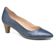 Eva Pumps in blau