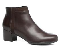 D Annya M. A D745VA Stiefeletten & Boots in braun