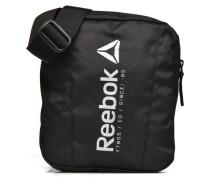 FOUND CITY BAG Herrentaschen für Taschen in schwarz
