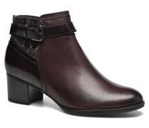 Eucomis Stiefeletten & Boots in weinrot