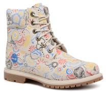 6in Premium Boot W Stiefeletten & Boots in mehrfarbig