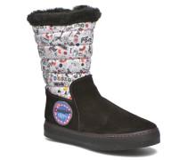 Winter Stiefeletten & Boots in schwarz