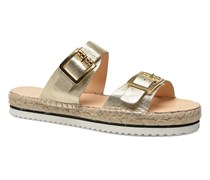 Acapulco Clogs & Pantoletten in goldinbronze