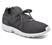 Zx Flux Pk Sneaker in grau