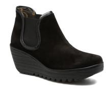 Yat Stiefeletten & Boots in schwarz
