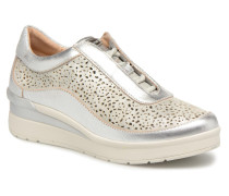 Cream 2 bis Sneaker in silber