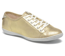 Cerise Sneaker in goldinbronze