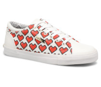 Digital Hearts JA15223G15 Sneaker in weiß