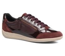 D MYRIA A D6468A Sneaker in weinrot