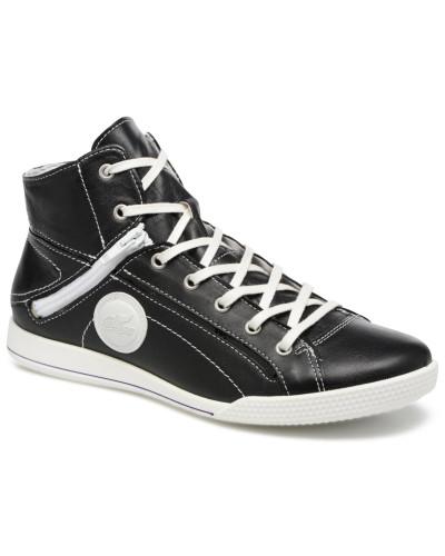 PazinN Sneaker in schwarz