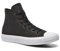 Chuck Taylor All Star II Hi W Sneaker in schwarz