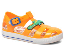 Jelly sandals CROCO Sandalen in orange