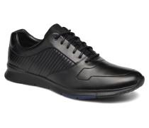 Tynamo Race Sneaker in schwarz