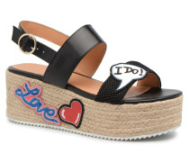 Funny Patches JA16087I15 Espadrilles in braun