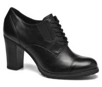 Donna Trish D54P4B Stiefeletten & Boots in schwarz