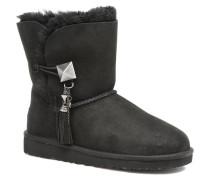 Lillian Stiefeletten & Boots in schwarz