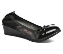 Antalia Ballerinas in schwarz
