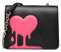 Melting love bag Crossbody Handtaschen für Taschen in schwarz
