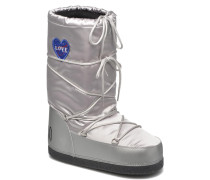 Silversnow Stiefel in silber