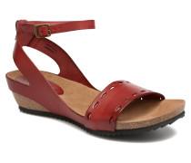 Tokrom Sandalen in rot