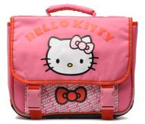 Cartable HK logo 35 cm Schulzubehör für Taschen in rosa