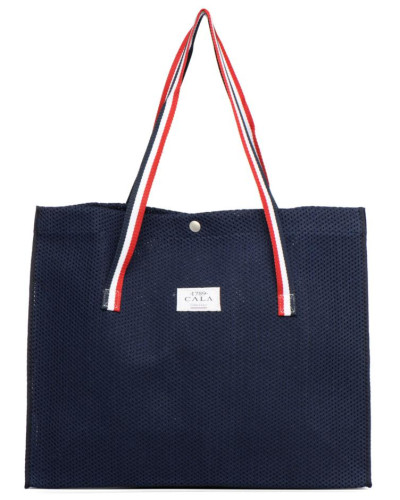 1789 Cala Damen Caba Beach Bag Handtasche in blau