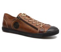 BumpinB Sneaker in braun