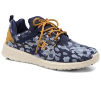 Heathrow Le Sneaker in blau