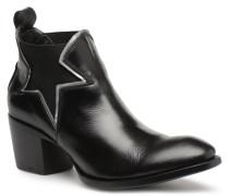 POLACCO Stiefeletten & Boots in schwarz