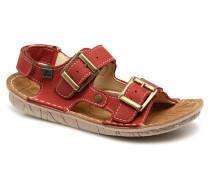 Kiri E277 Sandalen in rot