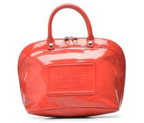 Sac Vernis Arrondi Handtaschen für Taschen in rot
