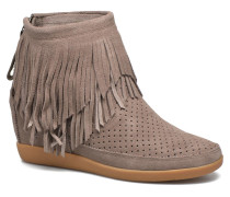 Emmy Fringes Stiefeletten & Boots in beige