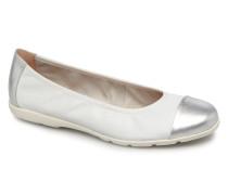 Vivian Ballerinas in weiß