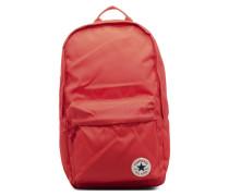 EDC poly Backpack M Rucksäcke für Taschen in rot