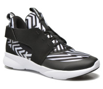 Sayumi Sneaker in schwarz