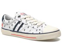 Serthi Skulls Sneaker in weiß
