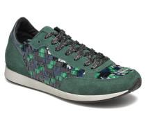 Run Luxury Sneaker in blau