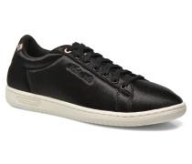 Arthur Ashe W Bird Of Paradise Sneaker in schwarz