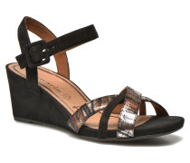 Covuja Sandalen in schwarz